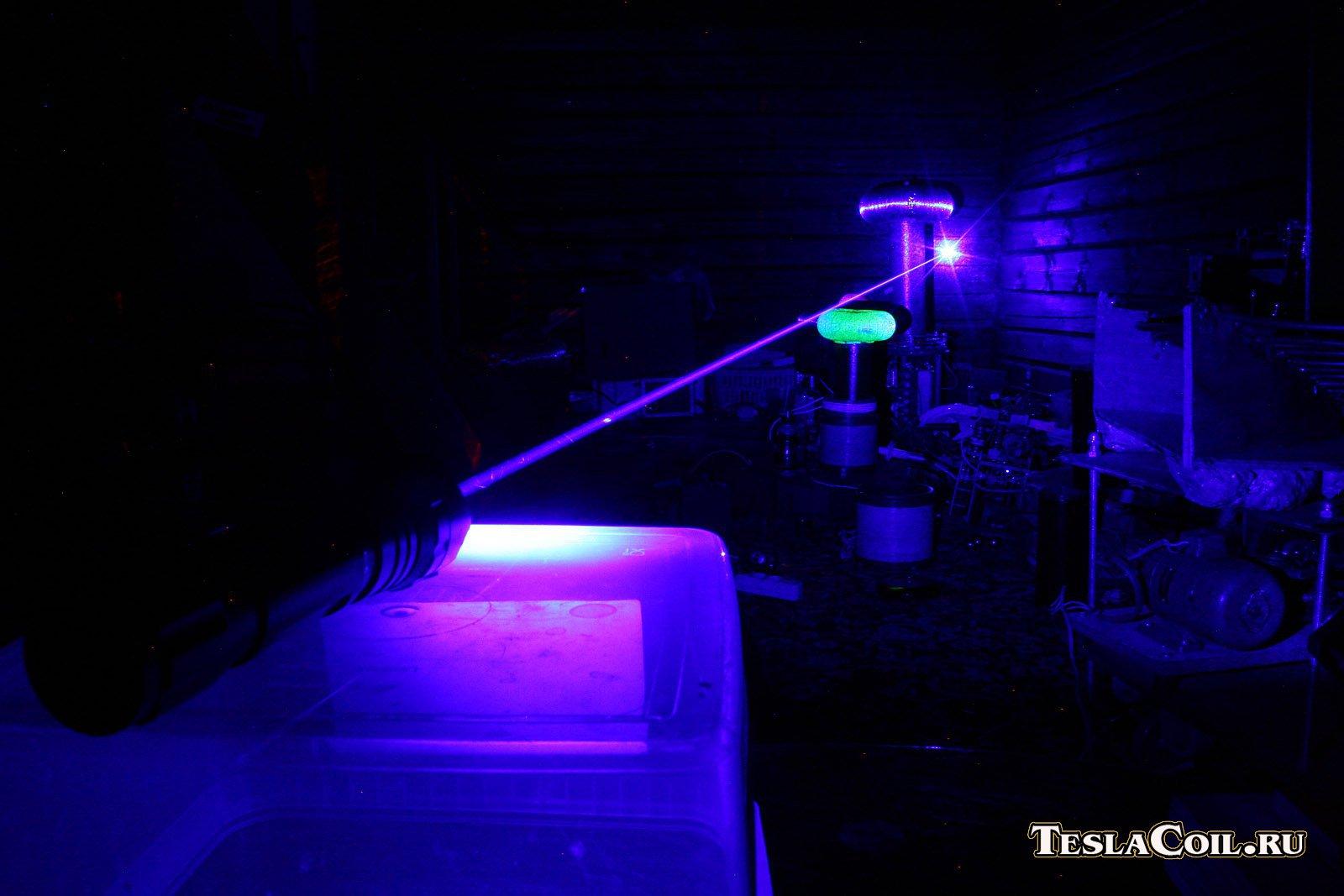 Лазер фото
