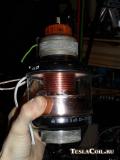 Вакуумный переменный конденсатор 15-750 пф