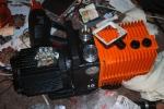 Форвакуумный насос Alcatel 2010
