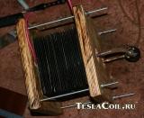 Блок электролиза в сборе