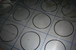 Разлиновка стали и прокладки
