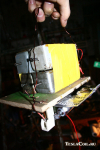 Светильник на МГ лампе