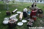 Музыкальная катушка Тесла Silantor Project