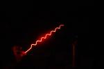 Неоновая спираль