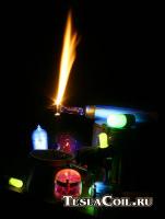 Факел и неонки