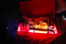 Лазерная искра от SSY-1