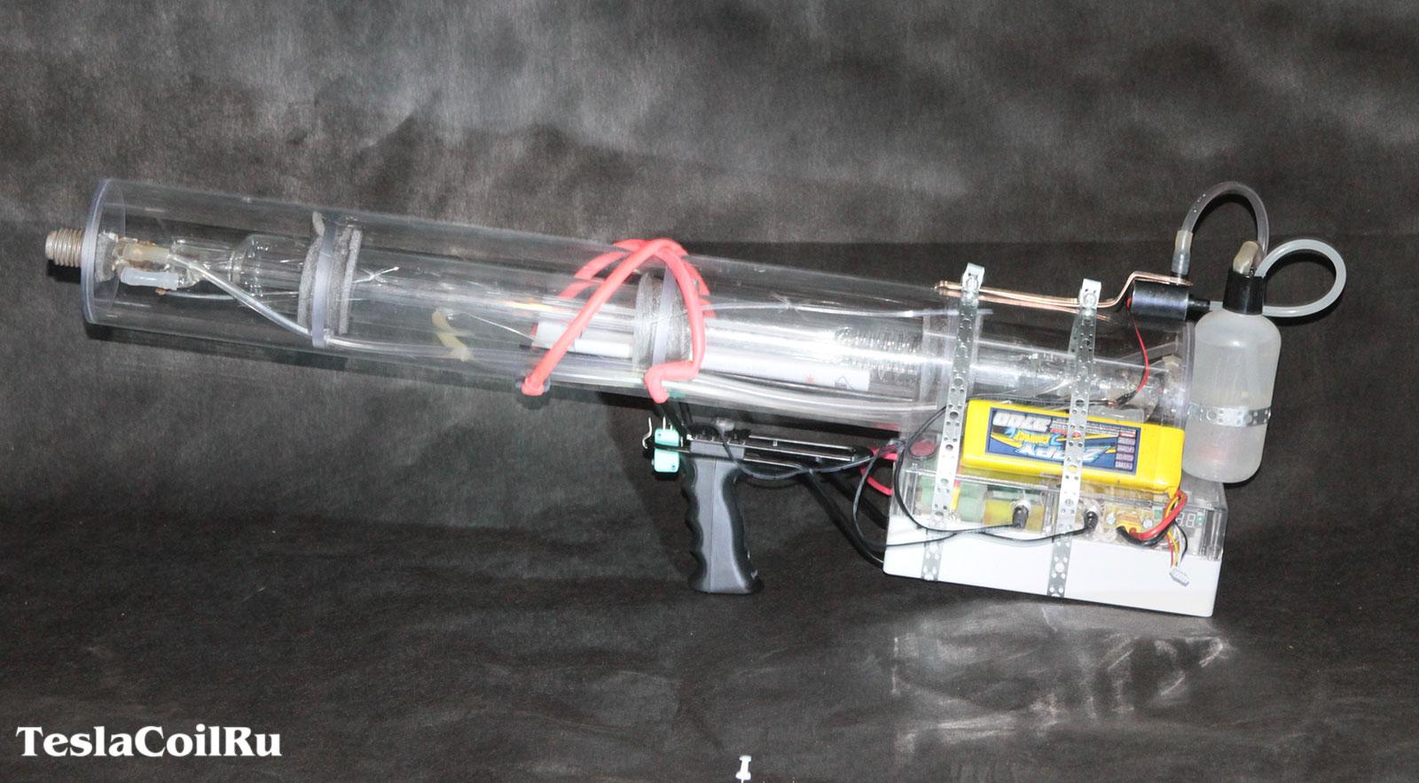 Как сделать мощный лазер своими руками - Vsedelkin 2
