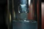 Жидкий кислород и магнит