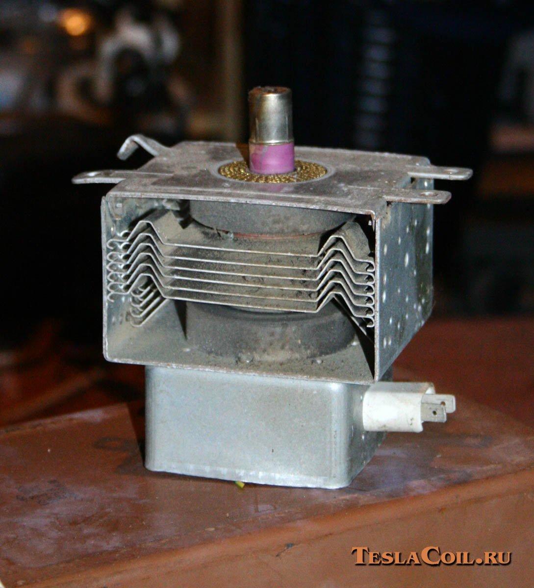 Проверка магнетрона микроволновки своими руками 99