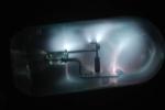 Спектральная лампа ДАЦ-50 с аргоновым наполнением