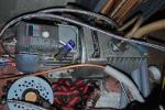 Вакуумный роторно-пластинчатый насос