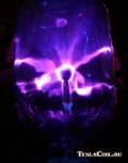Большая плазмабанка, питаемая от лампового строчника