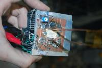 ВЧ генератор, 500 МГц 40 ватт