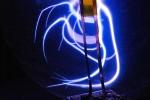 Ксенон и йод с возбуждением от ВЧ генератора