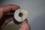 Толстый вакуумный шланг - для форвакуумной части