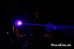 Фиолетовый 405 нм лазер