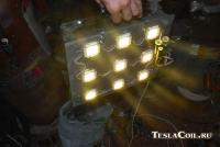 Светодиодный светильник на 900 ватт